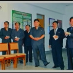 Kim Jong Il visits May 11 Factory, KRT News, July 29, 2011 - 8
