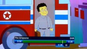 The Simpsons Kim Jong Il