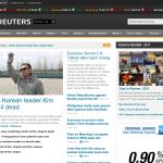 Reuters, London
