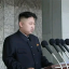 Kim Jong Un delivers speech