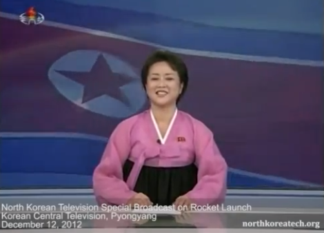 KCTV news on rocket launch