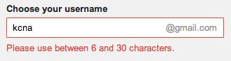 Gmail limit