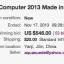 The Samjiyon tablet listed on Ebay