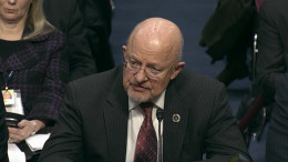 James Clapper, U.S. director of national intelligence, speaks during a public hearing of the Senate Intelligence Committee in Washington on Jan. 29, 2014. (Photo: USG/North Korea Tech)