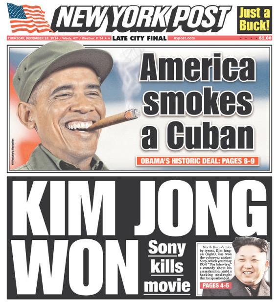 New York Post, New York, NY