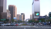 Downtown Seoul, South Korea, on April 29, 2010 (Photo: North Korea Tech)