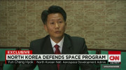 North Korean space scientist Yun Chang Hyok is seen in a CNN TV interview aired on July 2, 2015 (Photo: NorthKoreaTech screengrab)