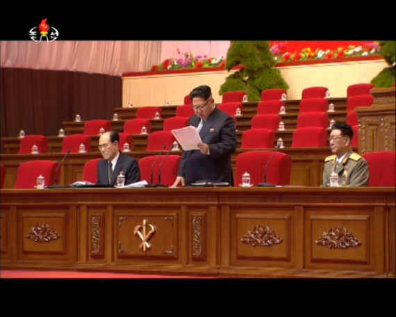 1st Central Committee of the Workers Party of North Korea