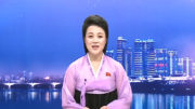 A Korean Central Television announcer is seen in a broadcast on May 12, 2016. (Photo: North Korea Tech/KCTV)