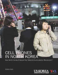 Kim Yonho - Cell Phones in North Korea_Cover