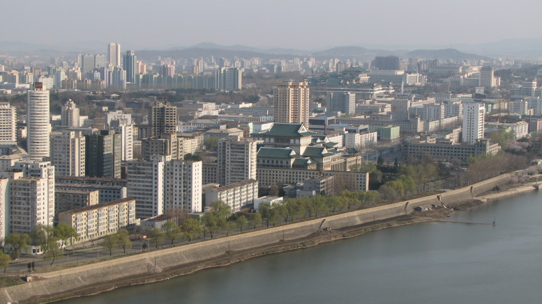 Pyongyang is seen in this photo taken on April 16, 2007 (Photo: Chris Price/CC-by-nd-2.0)
