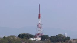A radio broadcasting tower in Seoul, South Korea, on April 29, 2010 (Photo: North Korea Tech)